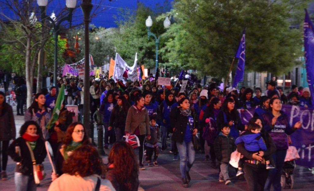 """Mujeres de toda la provincia realizarán marcha """"Ni Una Menos"""""""